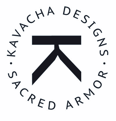 kavacha design sticker